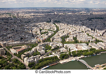 A View of Paris
