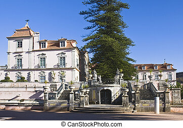 Manor house - 18th century manor house which was the former...