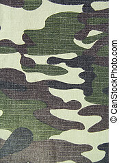 Camouflage-Military Texture - fragment of the canvas from...