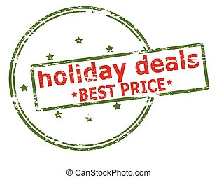 Holiday deals best price