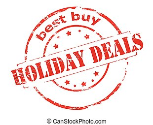 Holiday deals best buy