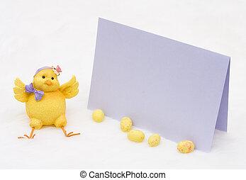 nachricht, Ostern