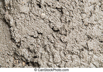 Background of the fresh cement solution