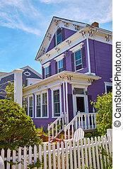 Provincetown, cap, morue, nous,  Massachusetts