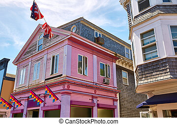 Cape Cod Provincetown Massachusetts US - Cape Cod...