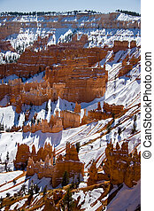 Winter in Bryce Canyon National Park - Bryce Canyon National...