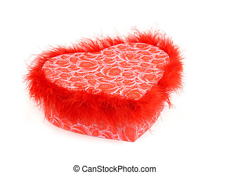 Heart-shaped Fancy Box