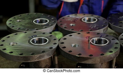 Gas Wellhead tree equipment production - Oil Gas Wellhead...