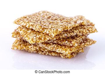 Sesame snack
