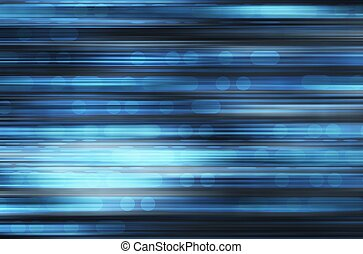 Technology Blue Background - Abstract Technology Blue...