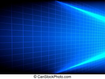 abstract light blue  with grid background  vector. illustration vector design