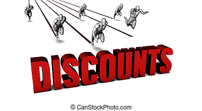 More Discounts with a Business Team Racing Concept