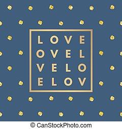Romantic logo in frame - Romantic love minimal logo in frame...