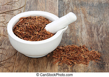 Catuaba Bark Herb - Catuaba bark herb used in natural...