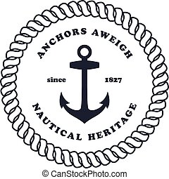 sailor anchor theme