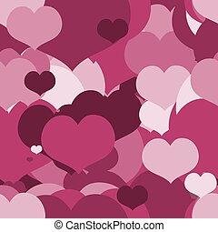 Seamless Pink pattern