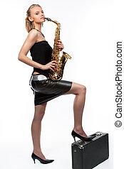 saxofon, můj, Snění