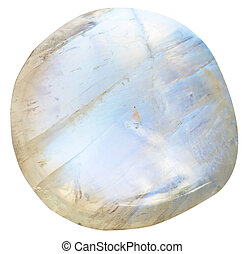 tumbled moonstone adularia natural mineral gem stone...