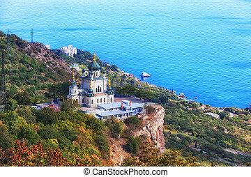 Church of Christ's Resurrection over the settlement of...