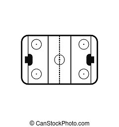 Ice hockey rink Vector Clip Art Illustrations. 1,537 Ice hockey ...