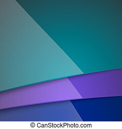 Multi colored modern vector background for poster, book,...