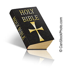 The Holy Bible - An illustration of the Holy Bible