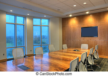 Conference Room - HDR of Conference Room in Florida