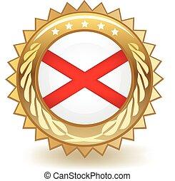 Alabama Badge