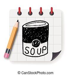 soup doodle