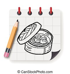 dumpling doodle