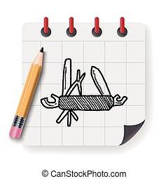 tools doodle