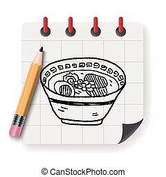 noodle doodle