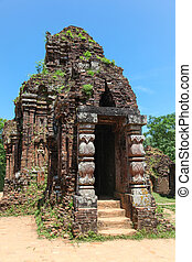 My Son Temple Complex - Vietnam - My Son is a Champa Hindu...