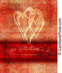 valentine day card design - valentine`s day greeting card...