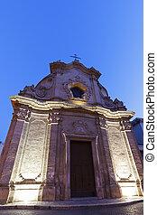 Chiesa dellAddolorata in the center of Foggia Foggia,...