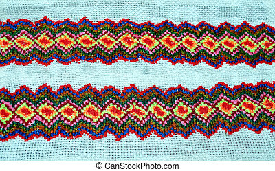 pattern embroidery thread