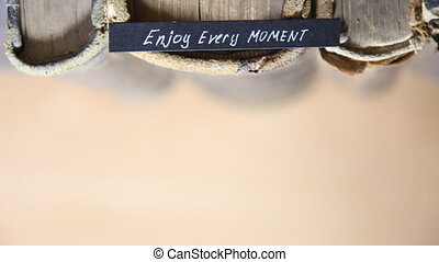 Enjoy every moment idea - Enjoy every moment quote, text and...