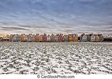 Jakriborg From Snow covered Field - Jakriborg is a new...