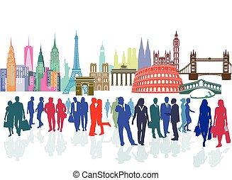 Hauptstadt Reiseneps - Travel and tourism