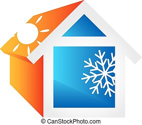 Air conditioning for home