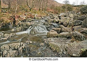 Barrow Beck, Cumbria