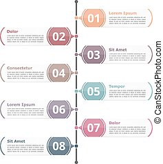 Process Diagram Template - Vertical rrocess diagram template...
