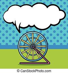 mouse wheel doodle