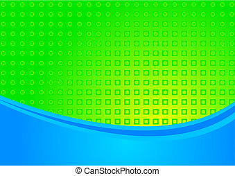 Bright background - Two-coloured bright background for your...