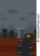 Background of nuclear power plant - Background of nuclear...