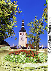 St Nicholas Church in Tallin Tallin, Estonia
