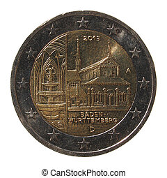 2 Euro coin from Germany - Commemorative 2 Euro coin Germany...