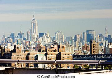 Empire State Building, Manhattan, New York City, USA