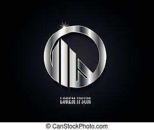 Creative vector logo design