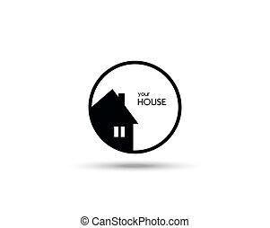 House Icon  Vector Illustration